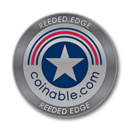 Reeded Edge - Challenge Coin