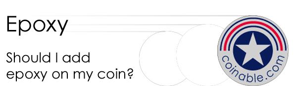 Challenge Coin Epoxy